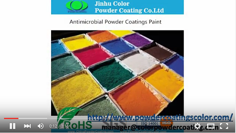 Art Textured Powder Coating