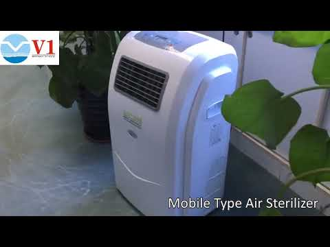 Mobile Type Air Sterilizer