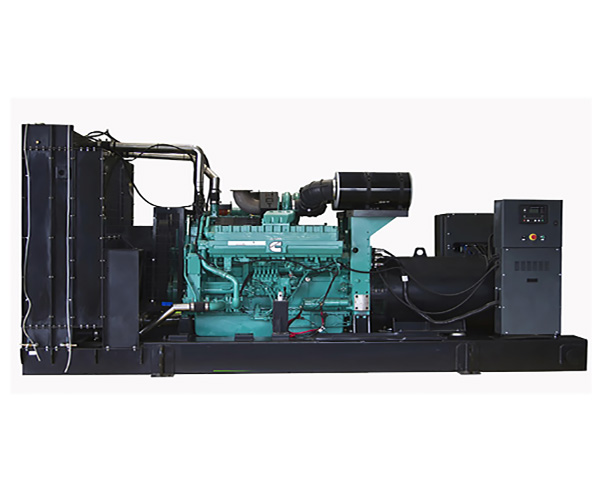 China Suanma Diesel Generator Factory
