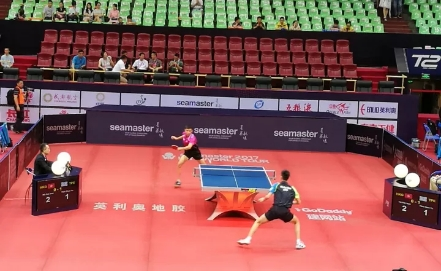 2018 ITTF men's world cup