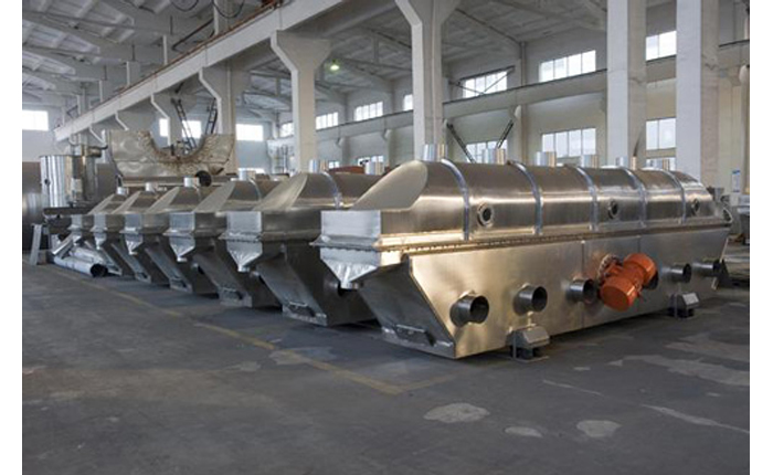 ZLG Vibration Fluid Bed Drying Machine for Delivery