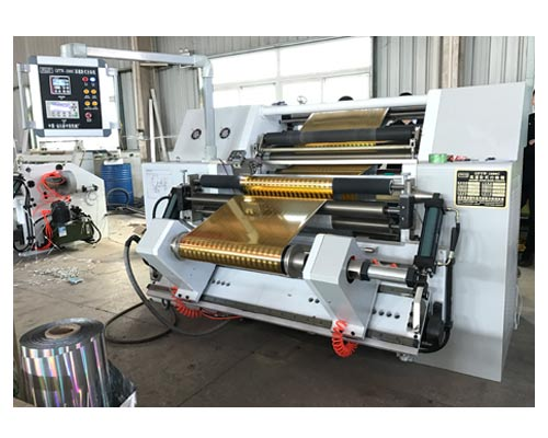 Sunny Machinery High Speed Slitting Machine GFTW1000C