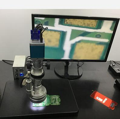 3D video microscope