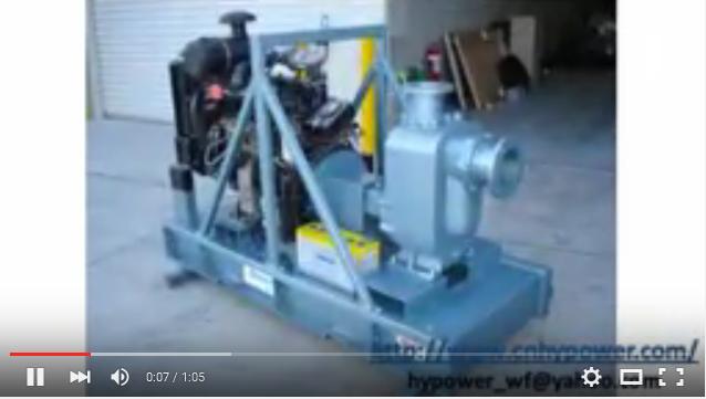 Water Pump Set