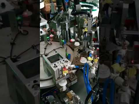 Sanitary Aassembly Production Line