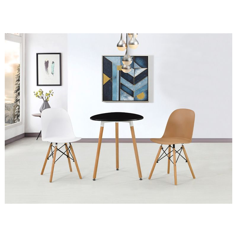 Plastic Cafe Dining Chairs