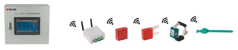 wireless circuit breaker temperature monitoring