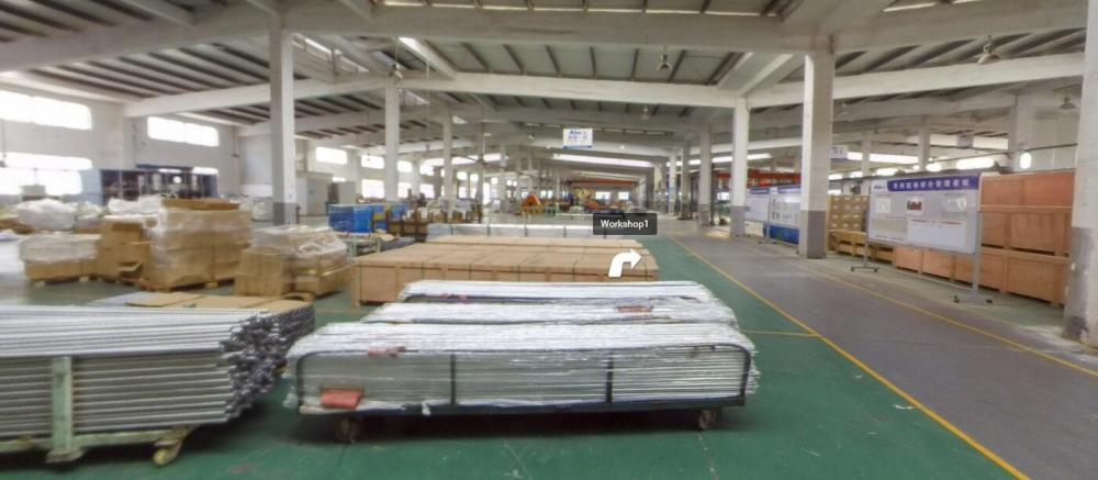YF Aluminum  warehouse-2