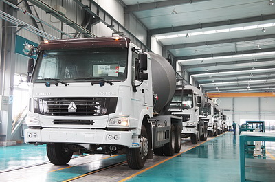 HUBEI SINO TRUCK INDUSTRY CO., LTD.