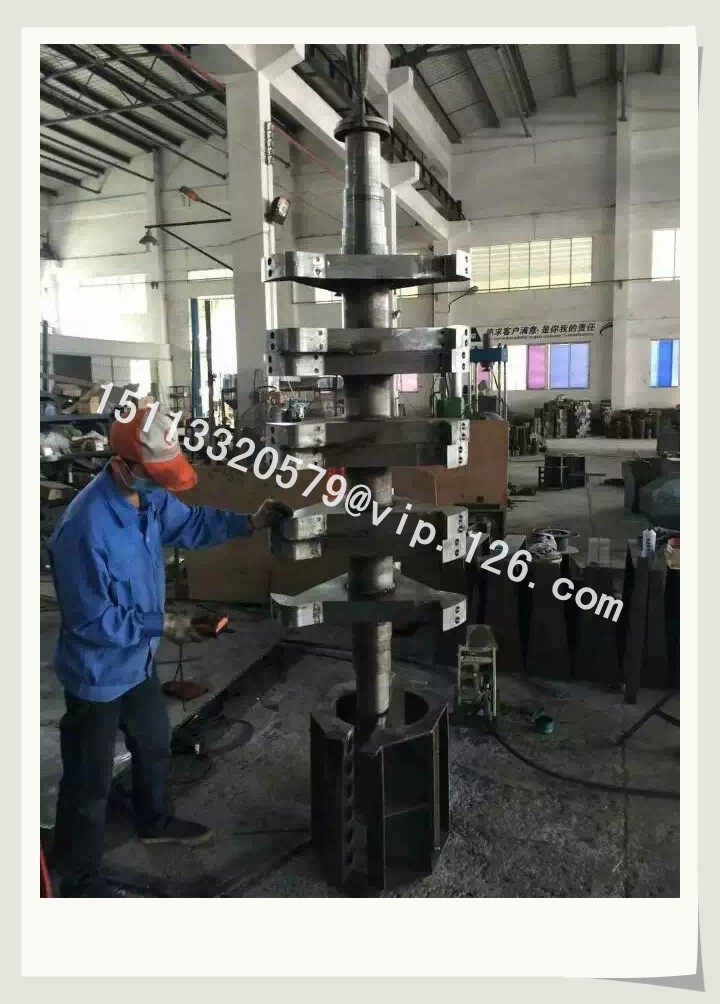 Cutter Knife and Cutter Saddle for Plastic Crushers