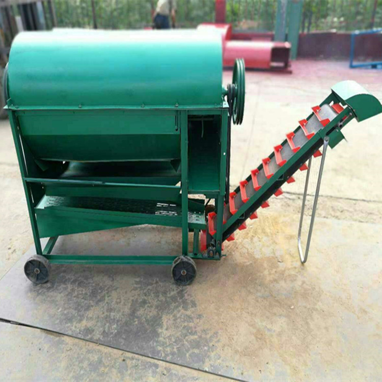 4 Wheel tractor attached peanut picker. We have whole set peanut picker
