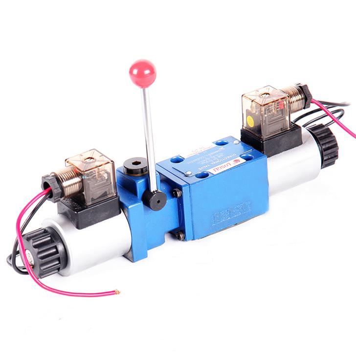 Hydraulic Solenoid Directional Control Valve