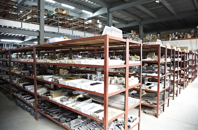 Spare parts warehouse 2