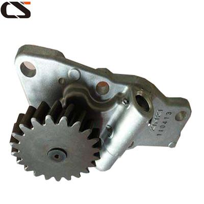 PC130-7 excavator oil pump