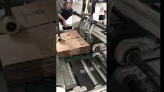 Carton box making process?
