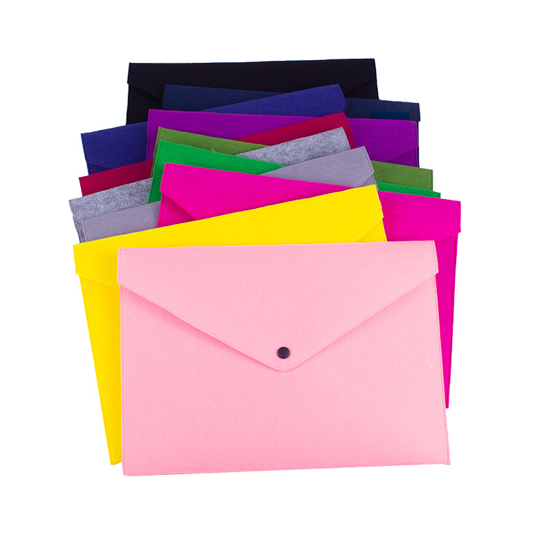 Business Conference File Folder