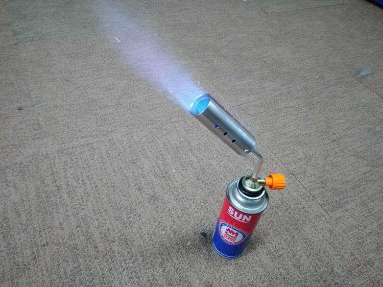 Tocha de soldagem de corte a gás de solda de alta temperatura