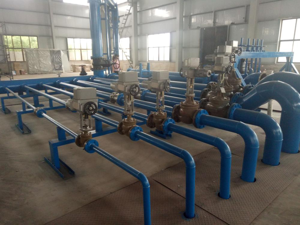 Multipurpose Test Platform for  Pumps