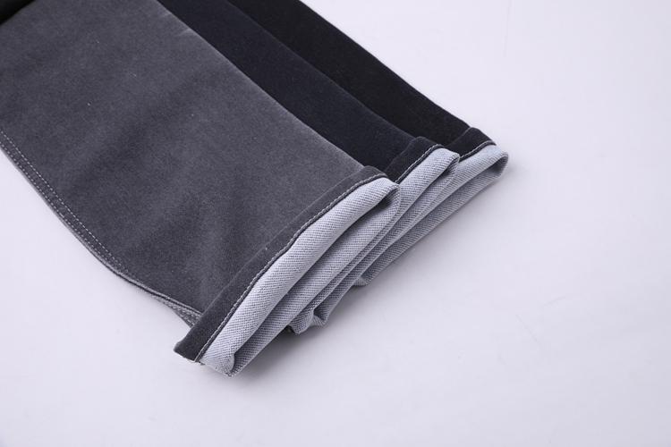 high quality cotton poly stretch denim fabric