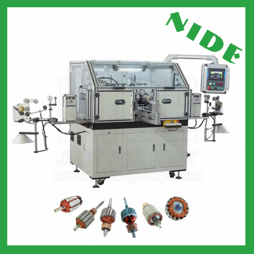 Automatic Armature (Rotor) Winding Machine