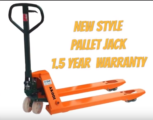 Not Deformed Hand Pallet Truck