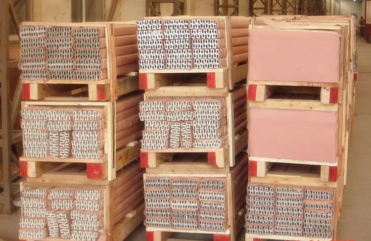 new energy aluminium extrusion profiles for solar panel frame