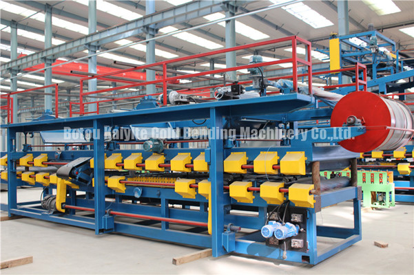 Multifunction Heat Retaining Sandwich Panel Production Line