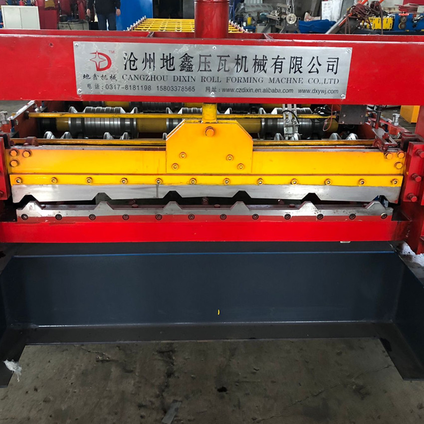 roll forming machine sheet trapezoidal