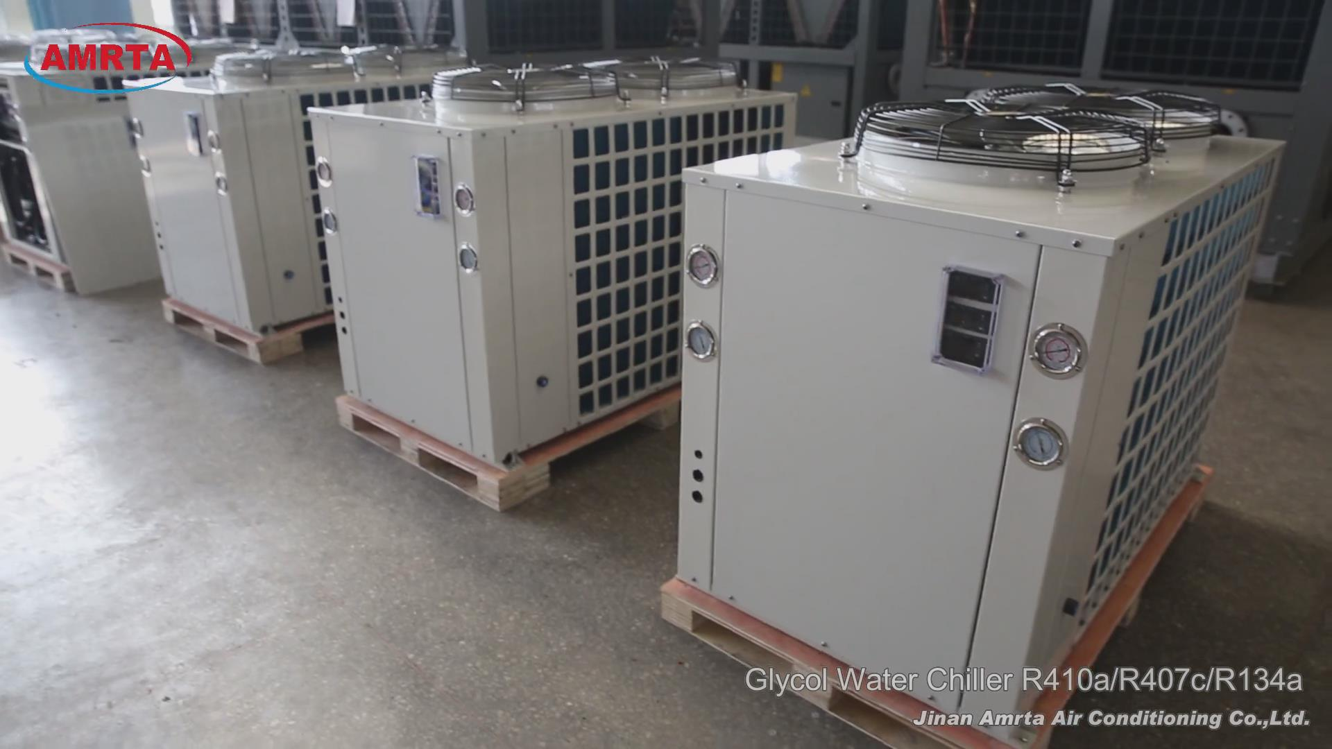 Amrta Industrial Glycol Water Chiller