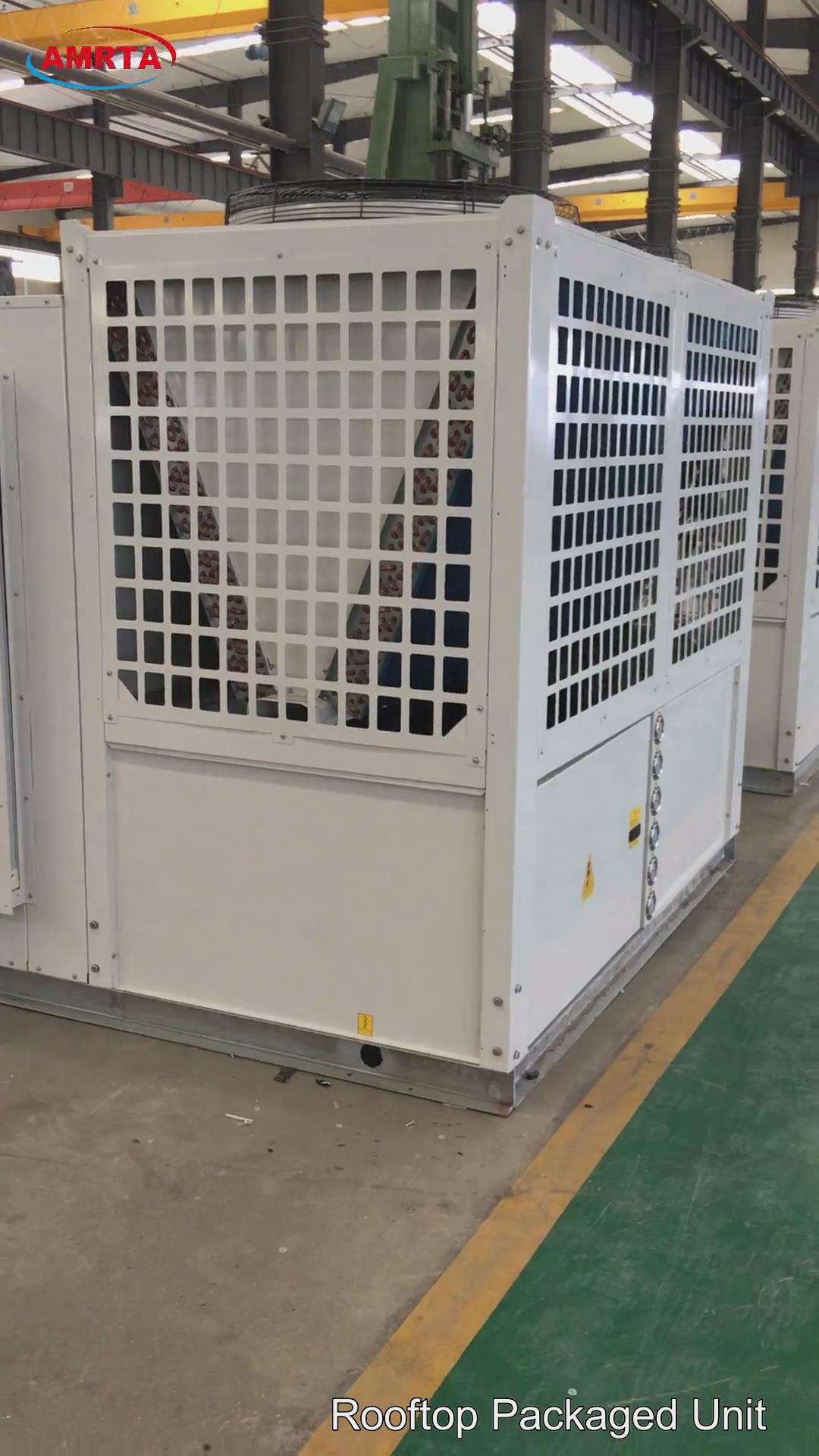 105kW Air to Air Rooftop Packaged Unit