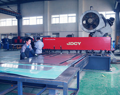 Plant-Laser cutting machine