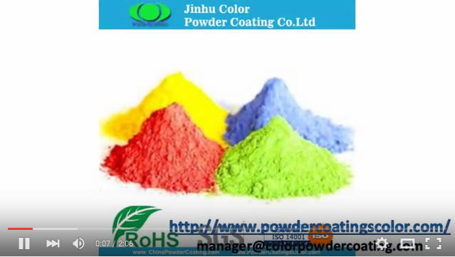 Hybrid Powder Coating