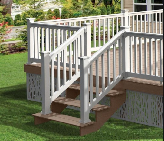 Balcony Stair Railing Fence