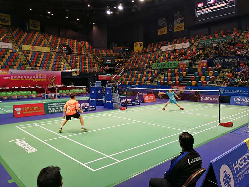 2019 badminton asia mixed team championships