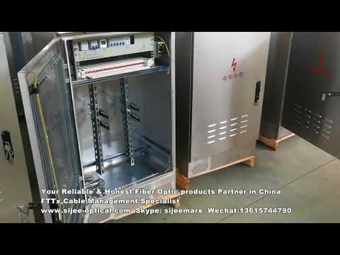 Stainless steel Outdoor Street Equipment Cabinet