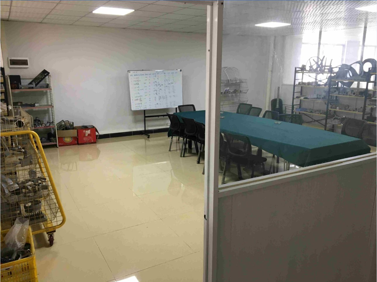 Zheke Mould Technology Co.,Ltd Sample Room