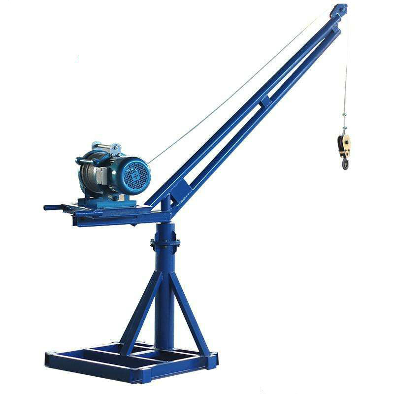 500kg outdoor mini crane