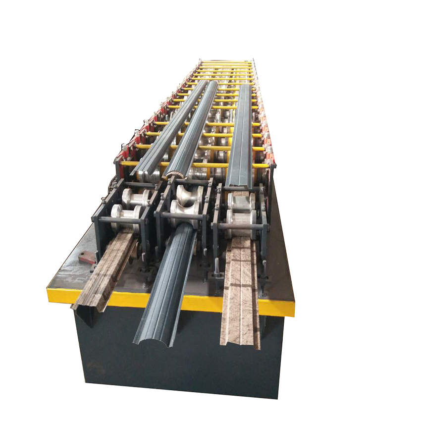 metal fence rolling machine