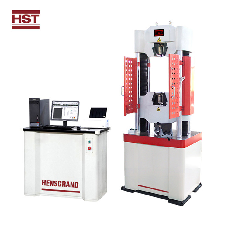 Computer Control Hydraulic Universal Tensile Testing Machine