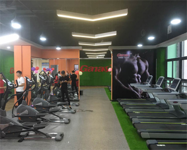 Ganas--Your Gym Maker-- 13 Years Fitness Equipment Manufacturer