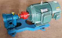 high pressure oil transfer gear pump