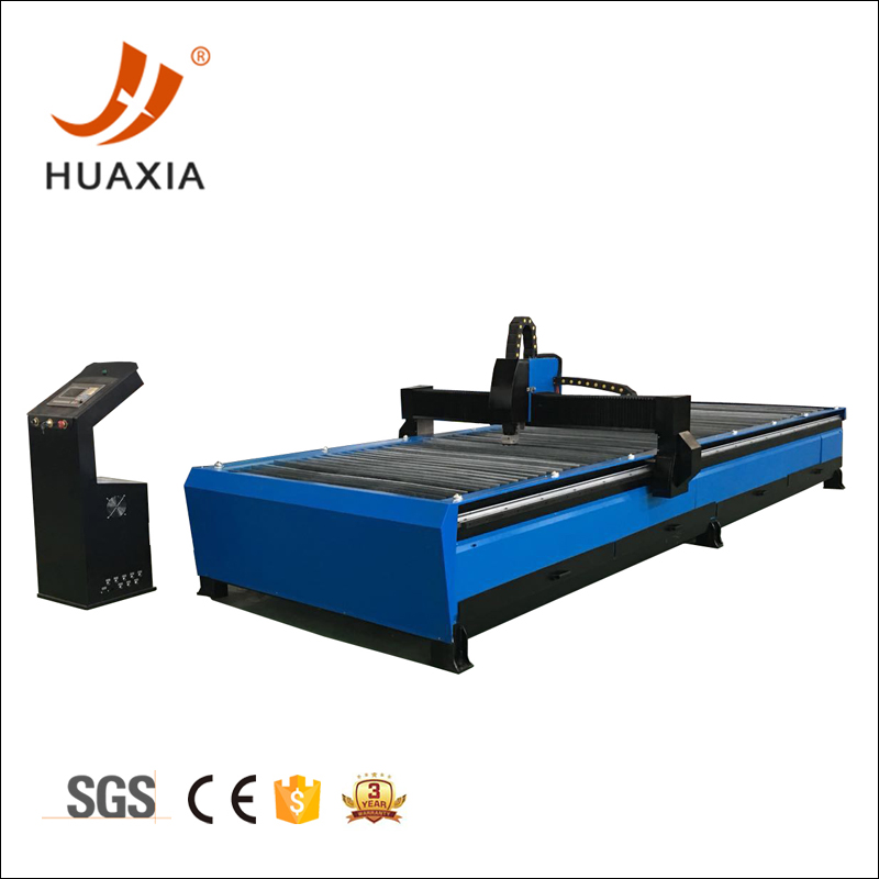 Thin metal plasma cutting machine