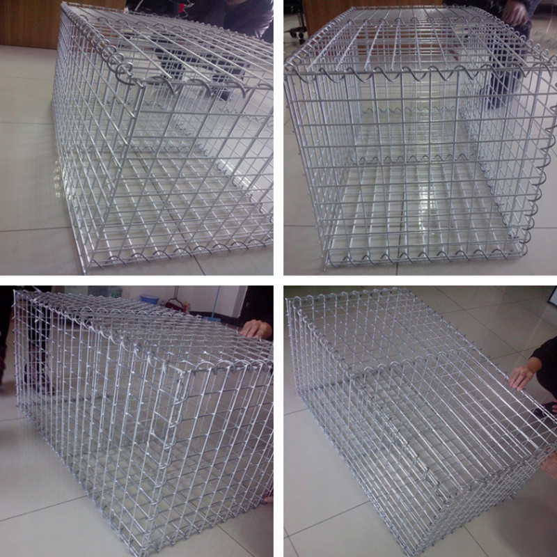 Buy welded gabion box/welded gabion basket