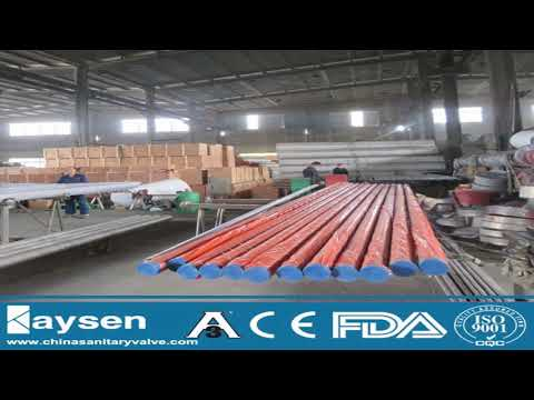 Sanitary tube,Hygienic pipe, Food grade tubes/pipes