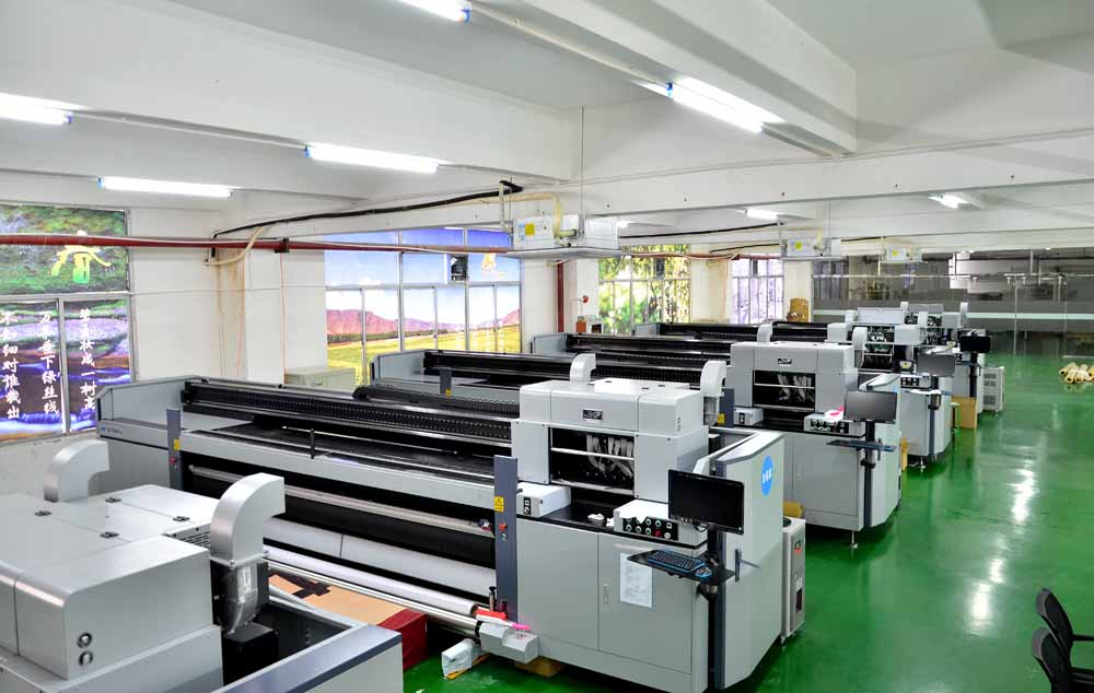 JHF uv printers for the uv printing banners