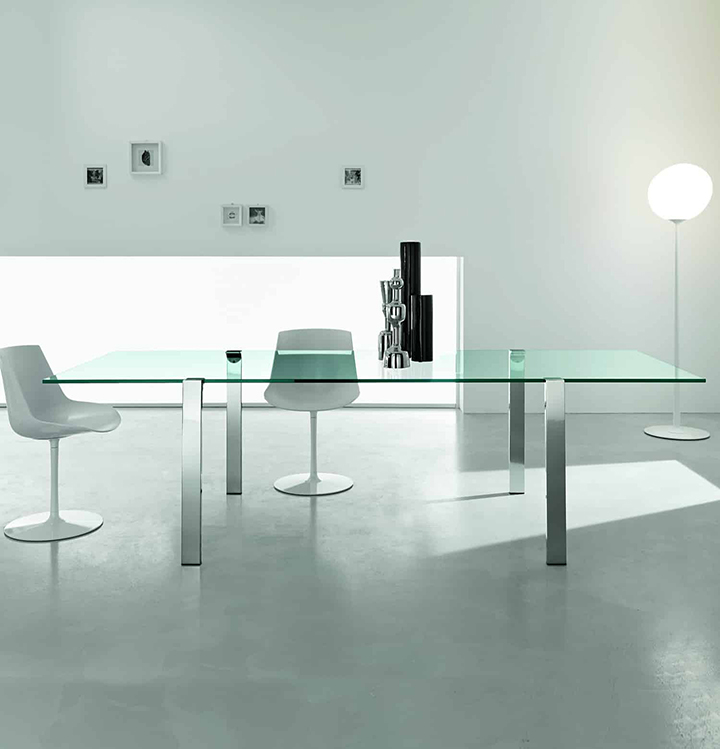 Toughened Table Top Glass