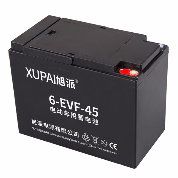 12V 45Ah 6-EVF-45 Electric Bicycle Battery