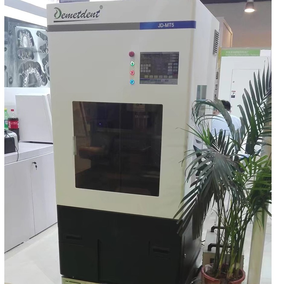 MT5 cad cam dental milling cnc machine