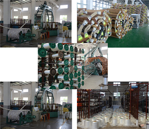 Baoying Yiliyuan Rope And Net Co.,Ltd