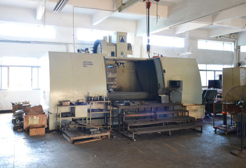 LC printing equipment group factory picture